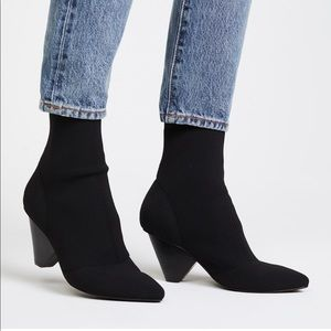 Jeffrey Campbell Acadia sock booties 7